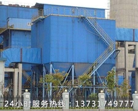 锅炉脉冲式布袋除尘器,此除尘器结构与普通脉冲除尘器结构有较大改进